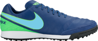 Nike Tiempo Mystic V TF Men coastal blue/polarized blue/rage green