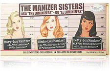 The Balm The Manizer Sisters Highlighter (12g)