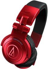 Audio Technica ATH-PRO500 MK2 rot