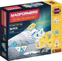 Magformers My First Ice World