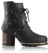 Sorel Addington Lace black/dark grey