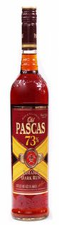 Old Pascas Jamaica Dark Rum 73%