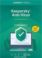 Kaspersky Anti-Virus 2017 Upgrade (1 Gerät) (2 Jahre) (DE) (ESD)
