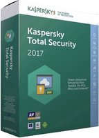 Kaspersky Total Security Multi Device 2017 Upgrade (1 Gerät) (1 Jahr) (DE) (ESD)