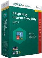 Kaspersky Internet Security 2017 (1 Gerät) (2 Jahre) (DE) (ESD)