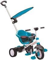 Fisher-Price Dreirad Charm Plus blau