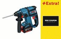 Bosch GBH 18 V-EC Professional mit Coupon (0 615 990 H8X)