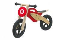 Jamara Laufrad Holz Moto rot (460231)