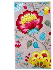 PIP Handtuch Floral Fantasy khaki (55x100cm)