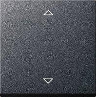Gira 1-fach anthrazit (232428)