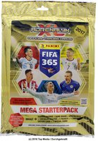 Panini FIFA 365 Adrenalyn XL 2017 Mega Starterpack