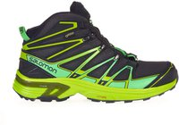 Salomon X-Chase Mid GTX black/green
