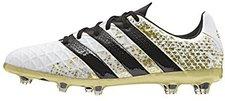 Adidas Ace 16.1 FG J white/core black/gold metallic