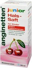 Klosterfrau Anginetten junior Hals-Saft (100 ml)