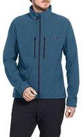 Vaude Men's Qimsa Softshell Jacket washed blue