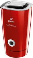 Tchibo Cafissimo elektrischer Milchaufschäumer rot