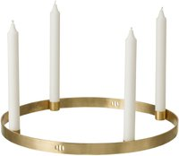 Ferm Living Candle Holder Circle Large (5722)