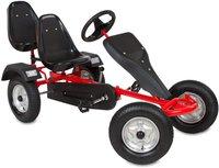 TecTake Go-Kart 2-Sitzer rot