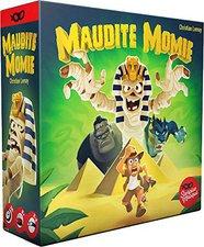 Le Scorpion Masqué Maudite Momie (französisch)