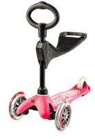 Micro Mobility Mini Micro Deluxe 3 in 1 rosa
