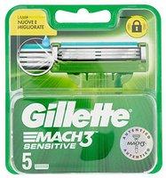 Gillette Mach3 Sensitive Power