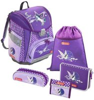 Step by Step Touch Flash Schulranzen Pegasus Purple