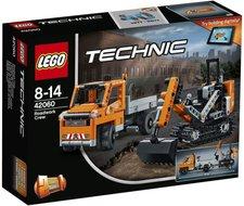 LEGO Technic Straßenbau-Fahrzeuge (42060)