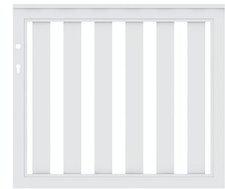 Brügmann TraumGarten Longlife Cleo Tor BxH: 98 x 85 cm grau