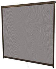 Windhager Alu-Insektenschutz Fensterrollo Standard (100 x 160 cm)