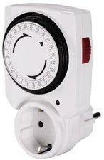 Hama Mechanische Tages-Zeitschaltuhr weiß (00137250)