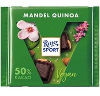 Ritter-Sport Dunkle Mandel Quinoa (100g)