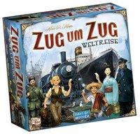 Days of Wonder Zug um Zug Weltreise
