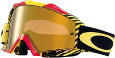 Oakley Proven MX Biohazard Red/Yellow