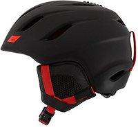 Giro Nine matte black bright red