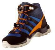 Adidas Terrex Mid GTX K eqt blue/core black/eqt orange