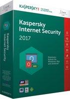 Kaspersky Kaspersky Internet Security 2017 (1 Gerät) (1 Jahr) (DE) (PKC)