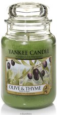 Yankee Candle Olive & Thyme 623g (1507722E)