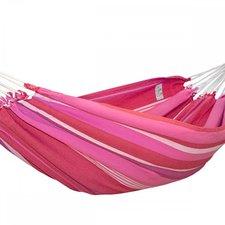 Lola Hängematten Kolumbiana Fantasy bordeaux-pink-weiß