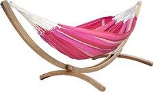 Lola Hängematten Rio Grande Aruba fantasy red-pink-white