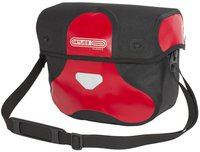 Ortlieb Ultimate6 M Classic rot-schwarz