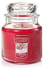 Yankee Candle Candy Cane Lane rot 9,5x9,5x13,8cm (1308385E)