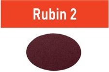 Festool Schleifscheiben Rubin2 STF D180mm ungelocht P150, 50Stk.