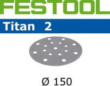 Festool Schleifscheiben Titan2 STF D150mm 16-Loch P360, 100Stk.