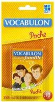Megableu Editions Vocabulon - Pocket Family Edition
