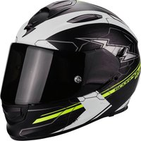 Scorpion Exo-510 Air Cross white/black/yellow
