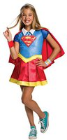 Rubies DC SuperHero Girls - Supergirl  Deluxe