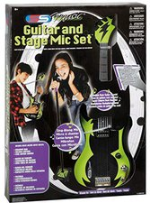 Gebro Toys Gitarre mit Mikrofon (88025)