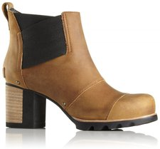 Sorel Addington Chelsea Women black/kettle