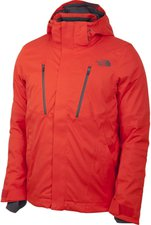 The North Face Herren Ravina Jacke Fiery Red