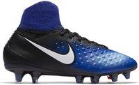 Nike Jr. Magista Obra II FG black/white/paramount blue/blue tint